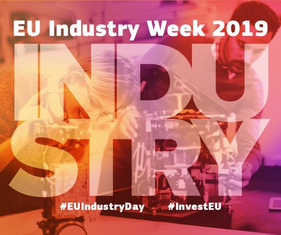 eu industry week logo